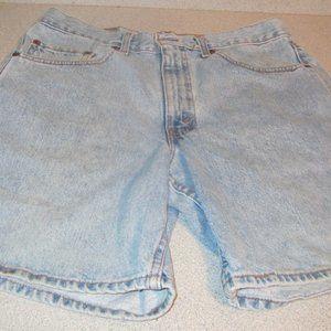 Mens 550 Levis jean shorts 34